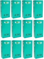 Moods Dotted 144pc (12X12) Condom(Set of 12, 144S)