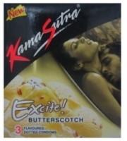 KamaSutra Butterscotch Condom(Set of 50, 150S)