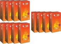 Moods Blaze 144pc (12X12) Condom(Set of 12, 144S)