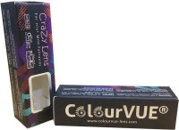 ColourVUE Sclera Half-yearly Contact Lens(0, Morbius, Pack of 2)