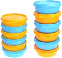 Herware 104-07  - 4860 ml Plastic Grocery Container(Pack of 12, Multicolor)