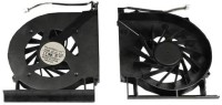 Rega IT COMPAQ PRESARIO CQ61-100SP CQ61-101ET CPU Cooling Fan Cooler(Black)