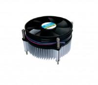 Zebronics Lga 775 Cooling Fan Cooler(Black, Silver)