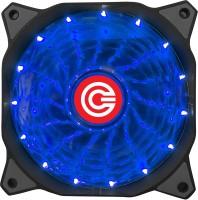 Circle CG 16XB Blue LED Fan Cooler(Blue)