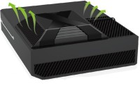 Microware Auto-Sensing Cooling Fan For Xbox One Ipega Cooling Pad(Black)