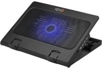 View Xpro XP-277 Cooling Pad(Black) Laptop Accessories Price Online(Xpro)