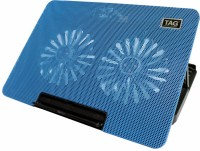 View TAG 2000 Cooling Pad(Blue) Laptop Accessories Price Online(TAG)