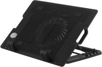 NewveZ Ergonomic 5 Angel NB399 Cooling Pad(Black)