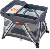 Fisher-Price Trance Portable cot(Grey)