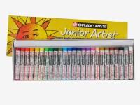 Sakura Round Shaped Oil Pastel Crayons(Set of 2, Yellow)