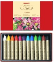 Mungyo Aquarelle Water Soluble(Set of 1, Assorted)