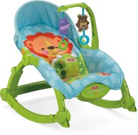 Fisher-Price Fisher Price Newborn To Toddler Rocker(Multicolor)