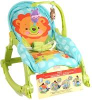 Fisher-Price Newborn to Toddler - Portable Rocker(Multicolor)