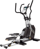BH Fitness FDC 19 Dual Cross Trainer(Black, Silver)