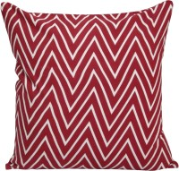 Akshat International Printed Cushions Cover(Pack of 5, Red)