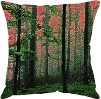 Fabulloso Abstract Cushions Cover(31 cm*31 cm, Multicolor)