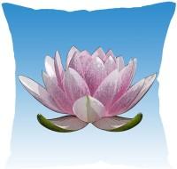 Fabulloso Abstract Cushions Cover(41 cm*41 cm, Blue)