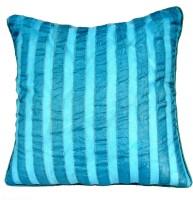 Homeblendz Striped Cushions Cover(40 cm*40 cm, Multicolor)