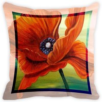 Fabulloso Floral Cushions Cover(45.72 cm*45.72 cm, Multicolor)