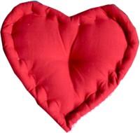 Five Seasons House Plain Cushions Cover(10 cm*40 cm, Red)