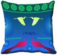 meSleep Abstract Cushions Cover(40 cm*40 cm, Blue)