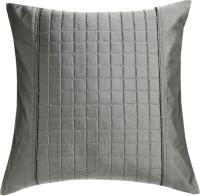 Ans Floral Cushions Cover(40 cm*40 cm, Grey)