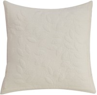 Fabulloso Embroidered Cushions Cover(41 cm*41 cm, White)