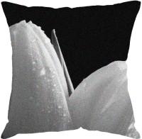 Fabulloso Abstract Cushions Cover(41 cm*41 cm, Black, White)