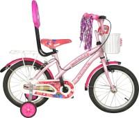 46c5b00cb04 Kross Blue Bell 16 401013 Recreation Cycle(Pink)
