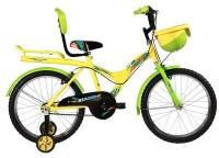 BSA BSA Champ Rocky Junior 20 20 T Single Speed Recreation Cycle(Green)