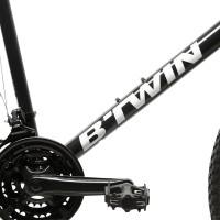 47a118eea Btwin by Decathlon VTT Rockrider 300 Men (Large) 24 T Mountain Cycle ...