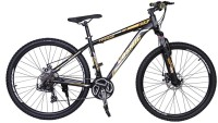 COSMIC 21 Speed 27.5 T Mountain/Hardtail Cycle(21 Gear, Multicolor)