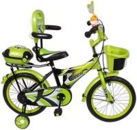 HLX-NMC KIDS BICYCLE 16 BOWTIE GREEN/BLACK 16 T Single Speed Recreation Cycle(Green, Black)