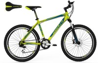 Montra Rock 1.1 D 26 T Mountain/Hardtail Cycle(21 Gear, Blue)