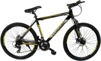 COSMIC TRUCE 21 SPEED HARD TAIL BICYCLE BLACK/YELLOW - SPECIAL EDITION 26 T 21 Gear Mountain/Hardtail Cycle(Black, Yellow)