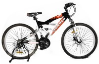 HERCULES NFS PRO FD-Trigger Black&Red 26 T 27 Speed Hybrid Cycle(Red)