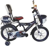 HLX-NMC KIDS BICYCLE 16 BOWTIE DARK BLUE 16 T Single Speed Recreation Cycle(Blue)