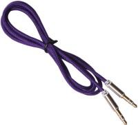 Gizmobitz 10000732 AUX Cable(Purple)