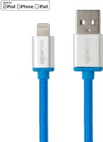 Boompods Retro (8 pin) Charge/Sync 2 Meter Lightning Cable(Blue)