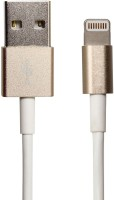 DMG MFi Certified 8 Pin USB Data Cable for iPhone 7 / 7 Plus / 6 6s / 6 6S Plus / SE 5S 5 / iPad Pro Air Air 2 / Mini 4 3 2 Lightning Cable(Gold)