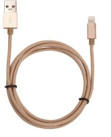 Zebronics 5/6/7 Sync & Charge Cable(Gold)