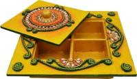 EGiftshopee AUWK 10041 Wooden Gift Box(Multicolor)