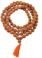 11 Girls 100% Original Nepal Rudraksha Mala with 108 Beads in 6 mm size Wood Necklace