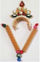 CraftEra Necklace Deity Ornament(Krishna)