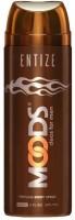 Moods Entize Deodorant Body Spray  -  For Men(150 ml) - Price 140 29 % Off