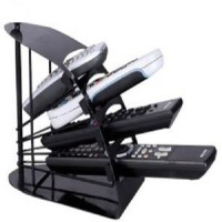 Blessed 4 Compartments Metal Holder(Black)