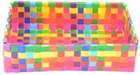 shraddha collections multipurpose 1 Compartments Plastic Tray(Multicolor)