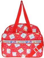 JG Shoppe Twigs19 Tote Diaper Bags(Red)