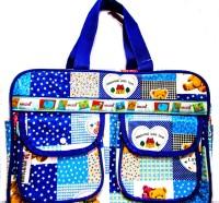 NAVIGATOR Baby Shoulder Diaper Bag(Blue)
