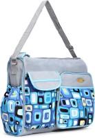 Colorland Colorland Diaper Messenger Bag - CB100   Blue   Large Diaper Messenger Bag(Blue)